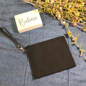 Tumi wristlet wallet card case clutch 💖